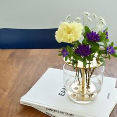 セブンチェア/フリッツハンセンの椅子/フリッツハンセン/フラワーベース/花のある暮らし/お花/... リビングに絶対あるインテリア! それは生…