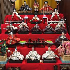 文化/日本/お出かけ/雛祭り/LIMIAおでかけ部/はじめてフォト投稿/... 神奈川県厚木市、上依知にある古民家岸邸の…