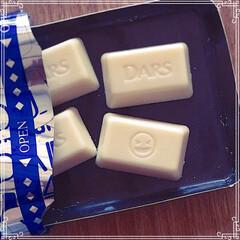 レア/DARS/チョコレート/フード/スイーツ いつだったか…どなたかの投稿を見て、私も…