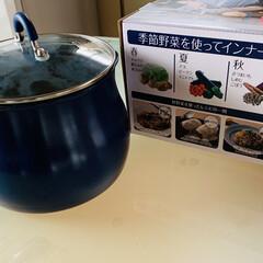 和平フレイズ ToMay トゥーメイ IH対応マルチポットL | 和平フレイズ(片手鍋)を使ったクチコミ「家のやかんがぼろぼろだったので お茶を沸…」(1枚目)