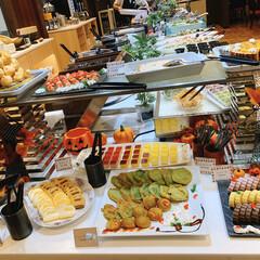 京都/アーバンホテル/ハロウィン2019 母とランチに行ってきました~🍁🎃 某クー…