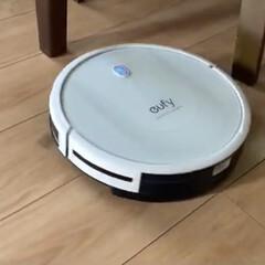 ロボット掃除機/Anker Eufy RoboVa.../おうち時間/買ってよかったもの/おうちグッズ/快適グッズ/... こちら実家にプレゼントした ロボット掃除…(1枚目)