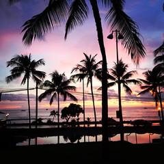 風景写真/hawaii/おでかけワンショット 夏休みにハワイに訪れたときの写真です🌴🌺…
