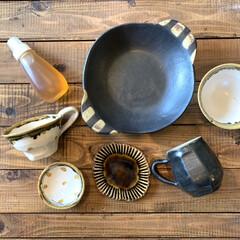 陶器/食器/器/いいねTop10決定戦/キッチン雑貨/キッチン/... 引きこもり生活でかなりのストレス。  山…