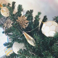 オーナメント/クリスマスツリー/クリスマス2019/リミアの冬暮らし/住まい/ニトリ/... 今年はニトリでオーナメントを買い替えまし…