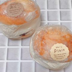 DAISO/パンが好き/マスカルポーネ/パン屋/マリトッツォ/桃/... ダイソーのフォトジェニックシート  2枚…(3枚目)