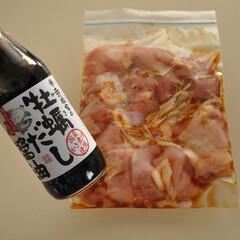 寺岡有機醸造 寺岡家の牡蠣だし醤油 300ml 1本(だし醤油)を使ったクチコミ「最近ハマっている、だししょうゆ。 牡蠣だ…」