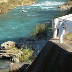 スッキリ気分/景色/キレイ/川の流れ/澄み切った川/おでかけ お気に入りの産直市に、野菜を買いに行きま…(2枚目)
