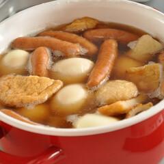 おかず/料理/おうちごはん/おでん/わたしのごはん/グルメ/... 寒い日はあたたかいおでんが、格別美味しい…