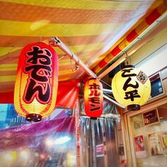 居酒屋/商店街/ホッピー/浅草/フォロー大歓迎/グルメ/... いつかの写真📷 浅草のホッピー通り商店街…