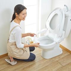 掃除/トイレ掃除/トイレ/飛び散り/汚れ/時短/...