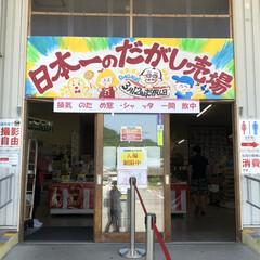 駄菓子/暮らし ドライブ🚗がてら、日本一のだがし売り場へ…