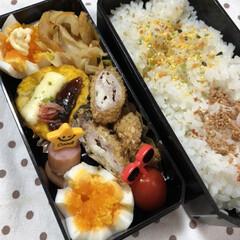 照り焼きチキン丼/作り置きおかず/お弁当/おうちごはん/ランチ/暮らし/... ジメジメ雨の朝です☂️ やっちまったー😂…