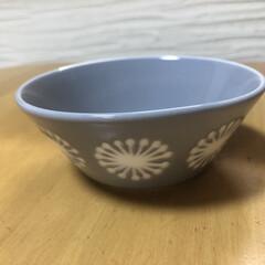 みのる陶器 中皿 アンティーク ネイビー&ベージュ 直径20cm 2色入(皿)を使ったクチコミ「食器入れかえ大作戦😆最後😆 白波くじら🐋…」(4枚目)