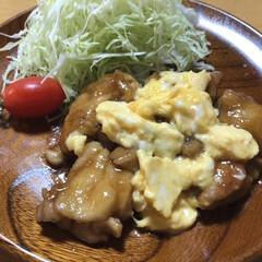 時短料理/おうちごはん/山本ゆりさんレシピ/syunkonカフェごはん/サバ缶キャベツ/レンチンカレー/... うめぇ、うめぇ、いただきました。  ①と…