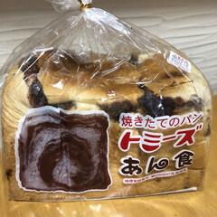 パン大好き/パン/トミーズあん食/あん食/あん食パン トミーズあん食、頂きました。 1.5斤位…