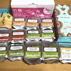 フレーバードティー/福袋/紅茶/ルピシア/ルピシア福袋 ルピシア夏の福袋 届きました。 冬はちょ…(1枚目)