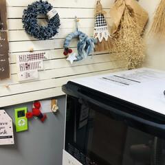 グラファイトトースター(2枚焼き) | アラジン(トースター)を使ったクチコミ「キッチン棚の片付けが終わりました💚 無印…」(4枚目)