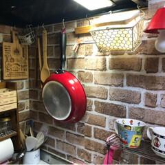 evercook α フライパン エバークック 28cm ガス火 IH対応 長持ち 焦げ付かない | evercook(フライパン)を使ったクチコミ「新しいフライパン🍳買いました。 裏が赤で…」