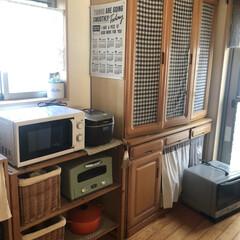 Graphite Toaster | アラジン(電子レンジ)を使ったクチコミ「オーブンレンジと炊飯器の買い替えで 2日…」
