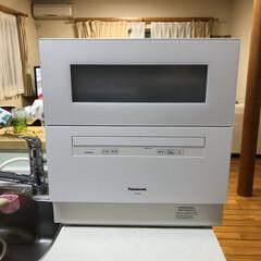 NP-TH3 食器洗い乾燥機 パナソニック NP-TH3-W ホワイト | パナソニック(食器洗い乾燥機)を使ったクチコミ「食洗機が壊れて10日ちょっと。 一昨日ポ…」