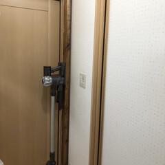 ラブリコ 2X4アジャスター オフホワイト DXO-1 LABRICO | 平安伸銅工業(棚受け)を使ったクチコミ「洗面所にラブリコで棚を作りました。完成。…」(3枚目)