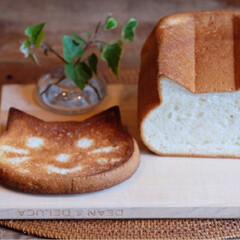 ブルージーン/いろねこ食パン/猫/ネコ/阪急インターナショナル/モーニング/... 今朝のパン🍞 阪急インターナショナルの …