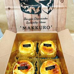 スイーツ巡り/お出かけ/美味しい/チーズケーキ/バスクチーズケーキ/スイーツ大好き/... 梅田に出来た新しいお店✧✧ バスクチー…