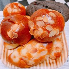 スィーツ男子/スイーツ/パティシエ/パティシエお勉強中/パン/手作りパン/... 息子s'パン たくさんの手作りパン_( …