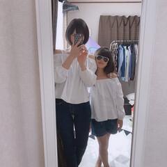 ファッション 春休み🌸 ヒマなので娘のリクエストにより…(1枚目)