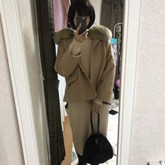 ファッション 今日のファッション♡ お友達とショッピン…