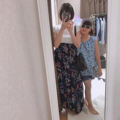 ファッション 春休み🌸 ヒマなので娘のリクエストにより…(2枚目)