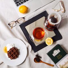 LIMIAな暮らし/紅茶/ティータイム/丁寧な暮らし Good morning! 今日の紅茶は…
