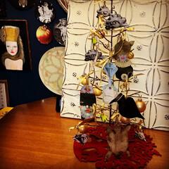 オーナメント/クリスマス2019/リミアの冬暮らし/雑貨/住まい/暮らし おはようございます。 仙台在住のアーティ…
