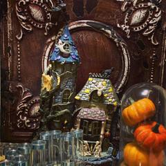 ハロウィンインテリア/雑貨/住まい/暮らし/ハロウィン2019 Happy Halloween. 🎃  …