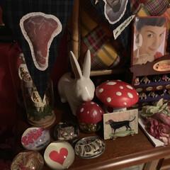 アメリ/アートのある暮らし/アート/LIMIAインテリア部/暮らし/おうち自慢 私のアメリ部屋。 好きがいっぱい。