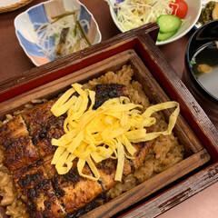 うなぎの蒸篭蒸し/ランチ/おでかけ/暮らし うなぎの蒸篭蒸しが食べたくて久留米の富松…