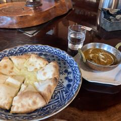 インドカレー/古民家レストラン/古民家カフェ/ランチ/暮らし 以前から行きたかったカレー家さん。 ラグ…