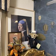 LIMIAインテリア部/雑貨/暮らし/住まい/ブルー わが家のブルー発見! フェルメールの真珠…