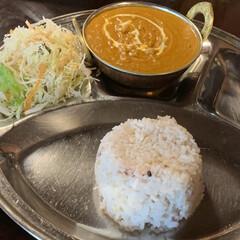 インドカレー/古民家レストラン/古民家カフェ/ランチ/暮らし 以前から行きたかったカレー家さん。 ラグ…(2枚目)