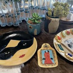 Ray Yanagimoto/Koyomi Yanagimo/お気に入りの陶器/雑貨/住まい/暮らし おはようございます。 最近お気に入りの陶…