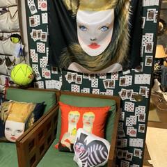 和室を洋室に/雑貨/住まい/暮らし/ここが好き こちらはリビング続きの和室です。 襖をト…