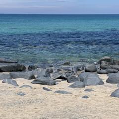 綺麗な海/糸島二見ヶ浦/糸島ドライブ/福岡/おでかけ/暮らし 昨日久々に出かけた糸島。綺麗な海に癒され…