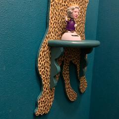 アート/アートのある暮らし/トイレ/セルフペイントの壁/壁紙屋本舗/LIMIAインテリア部/... こんばんは〜。😊 トイレの神様に感謝。🙏…