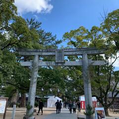 初詣/松陰神社/松下村塾/世界遺産/萩/家族旅行/... 初詣は松陰神社へ。吉田松陰が祀られていま…