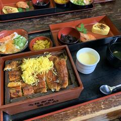 久留米ランチ/鰻の留さん/鰻の蒸籠蒸し/鰻/スタミナ盛り/スタミナ飯/... おはようございます。😊 私にとってのスタ…