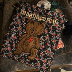 ma macaron 「博物部屋」/雑貨/おでかけ/リミアの冬暮らし 大好きな刺繍アーティストさんのポップアッ…(6枚目)