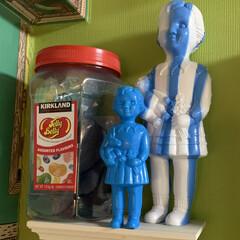 キッチン雑貨/雑貨/節約/住まい/ブルー フランスで人気のクロネットドール。ブルー…