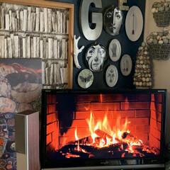 癒し/暖炉の炎/YouTube動画/マイブーム/お正月2020/雑貨/... 私の長い冬休みは今日まで。 明日から仕事…