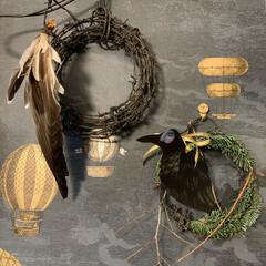 リース/大人のクリスマス/雑貨/住まい/暮らし/クリスマス2019 おはようございます。😊 クリスマスのイベ…